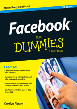 Facebook For Dummies, 5th Edition