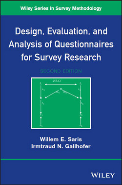 Design, Evaluation, and Analysis of Questionnaires for Survey Research, 2nd Edition