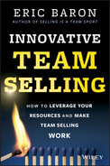 Cover of Innovative Team Selling: How to Leverage Your Resources and Make Team Selling Work