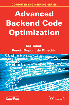 Advanced Backend Optimization