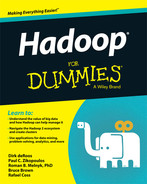 Cover of Hadoop For Dummies