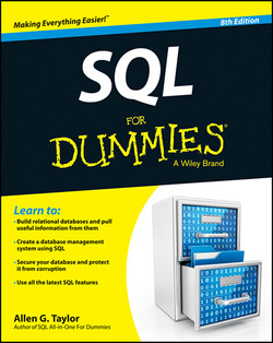 SQL For Dummies, 8th Edition