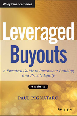 Leveraged Buyouts: A Practical Guide to Investment Banking and Private Equity, + Website
