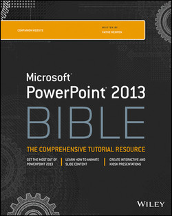 PowerPoint 2013 Bible, 4th Edition