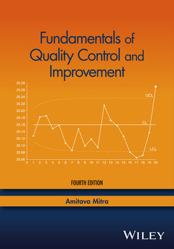 Fundamentals of Quality Control and Improvement, 4th Edition