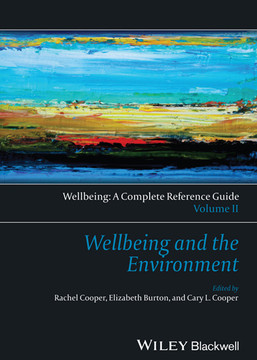 Wellbeing: A Complete Reference Guide, Volume II, Wellbeing and the Environment