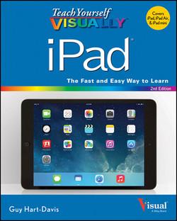 Teach Yourself VISUALLY iPad, 2nd Edition