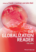 Cover of The Globalization Reader, 5th Edition
