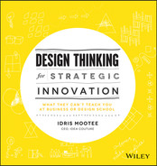 Cover of Design Thinking for Strategic Innovation: What They Can't Teach You at Business or Design School