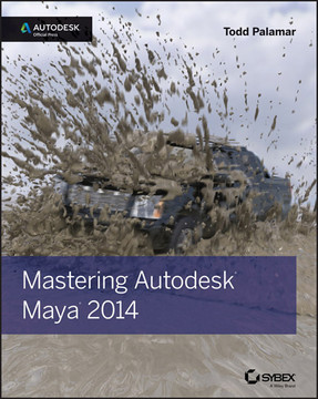 Mastering Autodesk Maya 2014