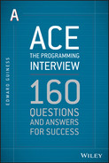 Cover of Ace the Programming Interview: 160 Questions and Answers for Success