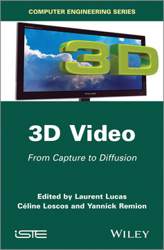 3D Video: From Capture to Diffusion