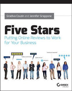 Five Stars: Putting Online Reviews to Work for Your Business