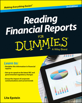 Reading Financial Reports For Dummies, 3rd Edition