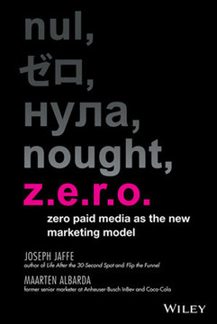 Z.E.R.O.: Zero Paid Media as the New Marketing Model