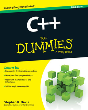 C++ For Dummies, 7th Edition