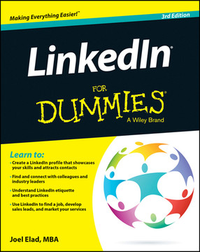 LinkedIn For Dummies, 3rd Edition