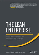 Cover of The Lean Enterprise: How Corporations Can Innovate Like Startups