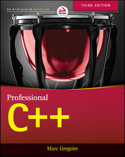 Professional C++, 3rd Edition
