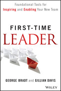 Cover of First-Time Leader: Foundational Tools for Inspiring and Enabling Your New Team