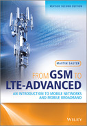 Cover of From GSM to LTE-Advanced: An Introduction to Mobile Networks and Mobile Broadband, Revised Second Edition