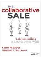 Cover of The Collaborative Sale: Solution Selling in a Buyer Driven World