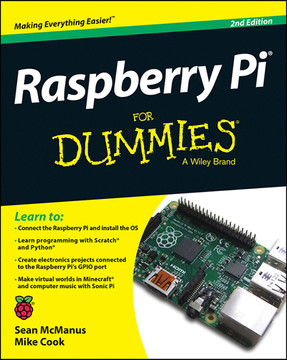 Raspberry Pi For Dummies, 2nd Edition