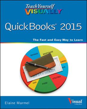 Teach Yourself VISUALLY QuickBooks 2015