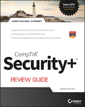 CompTIA Security+ Review Guide: Exam SY0-401, 3rd Edition