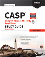 comptia advanced security practitioner study guide