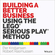 Cover of Building a Better Business Using the Lego Serious Play Method