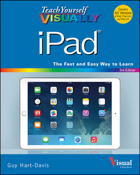 Teach Yourself VISUALLY iPad, 3rd Edition