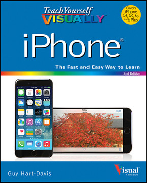 Teach Yourself VISUALLY iPhone, 2nd Edition