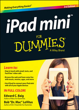 iPad mini For Dummies, 3rd Edition