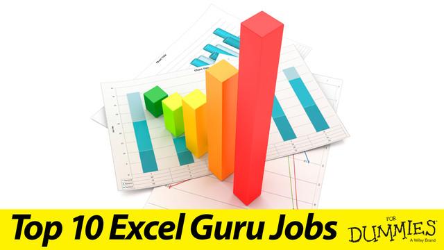 Top 10 Excel Guru Jobs