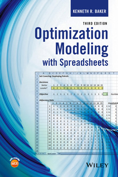 Optimization Modeling with Spreadsheets, 3rd Edition