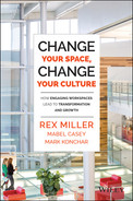 Cover image for Change Your Space, Change Your Culture: How Engaging Workspaces Lead to Transformation and Growth
