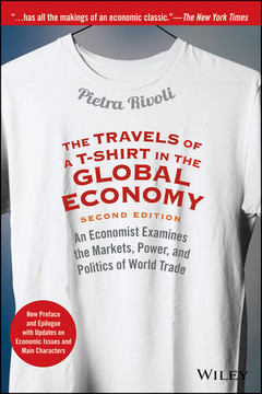 what do we learn about the globalization by following the travels of a t shirt