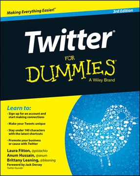 Twitter For Dummies, 3rd Edition