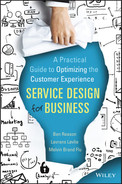 Cover of Service Design for Business