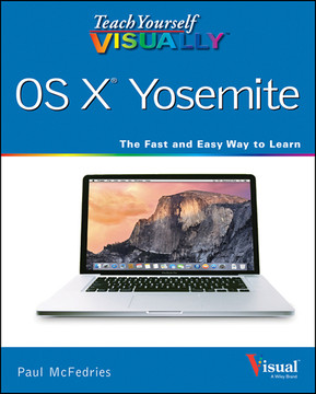 Teach Yourself VISUALLY OS X Yosemite