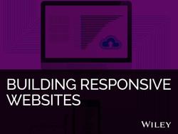 Building Responsive Websites
