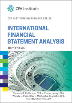 International Financial Statement Analysis, 3rd Edition