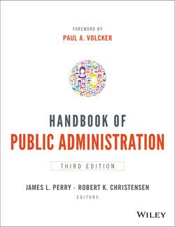 Handbook of Public Administration, 3rd Edition