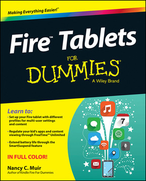 Fire Tablets For Dummies