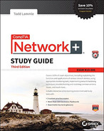 Cover of CompTIA Network+ Study Guide: Exam N10-006, 3rd Edition