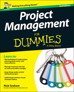 Project Management for Dummies, 2nd UK Edition