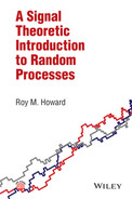 Cover of A Signal Theoretic Introduction to Random Processes