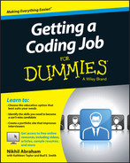 Cover of Getting a Coding Job For Dummies®