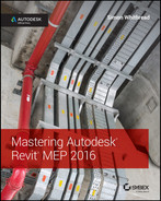Cover of Mastering Autodesk Revit MEP 2016: Autodesk Official Press